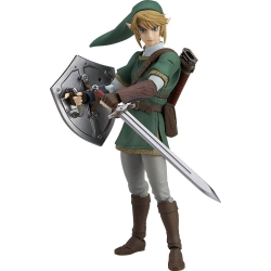 Good Smile Company - The Legend of Zelda: Twilight Princess - figma Link: Twilight Princess ver. DX Edition