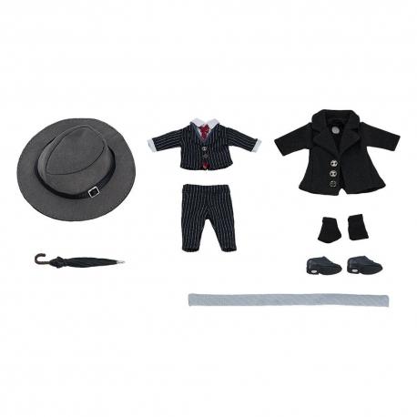Good Smile Company - Love&Producer - Nendoroid Doll: Outfit Set (Li Zeyan: Min Guo Ver.)