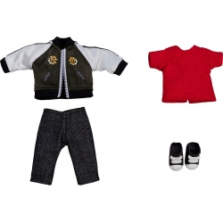Good Smile Company - Nendoroid Doll: Outfit Set (Souvenir Jacket Black)