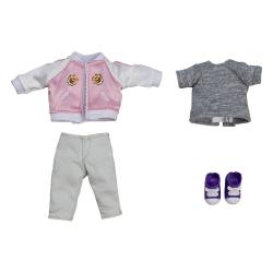 Good Smile Company - Nendoroid Doll: Outfit Set (Souvenir Jacket Pink)