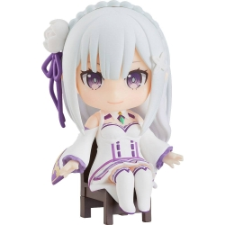 Good Smile Company - Re:ZERO Starting Life in Another World - Nendoroid Swacchao! Emilia