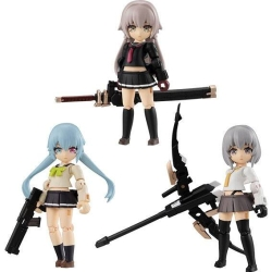 Megahouse - Heavily Armed High School Girls - Desktop Army First Squad